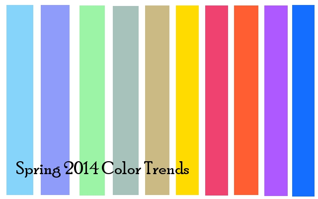 color trends for summer 2014 just roy by rawan almarzouq